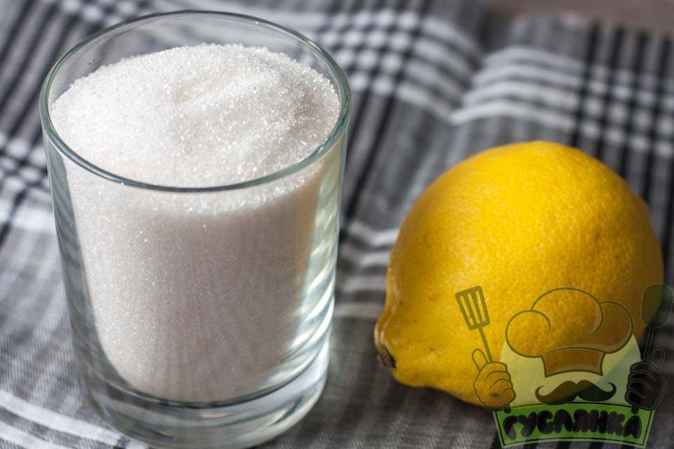 для начинки бісквітного рулету з лимонною начинкою мені потрібні такі інгредієнти